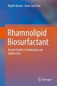 Cover Rhamnolipid Biosurfactant