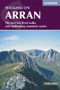 Cover Walking on Arran