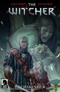 Cover The Witcher, Band 2 - Fuchskinder