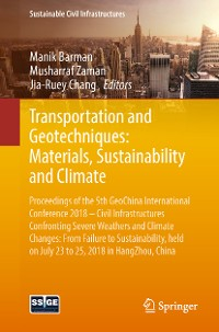 Cover Transportation and Geotechniques: Materials, Sustainability and Climate