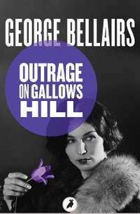 Cover Outrage on Gallows Hill