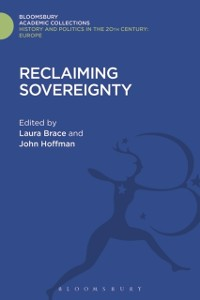 Cover Reclaiming Sovereignty