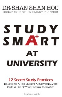 Cover STUDY SMART AT UNIVERSITY