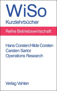 Cover Operations Research