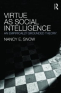 Cover Virtue as Social Intelligence