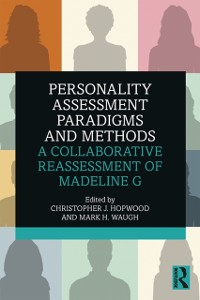 Cover Personality Assessment Paradigms and Methods