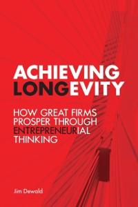 Cover Achieving Longevity