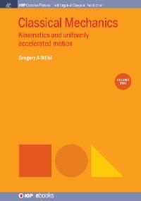 Cover Classical Mechanics, Volume 2