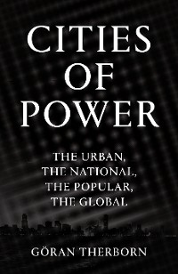 Cover Cities of Power
