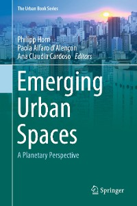Cover Emerging Urban Spaces