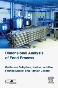Cover Dimensional Analysis of Food Processes