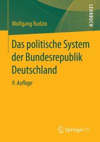 Cover Das politische System der Bundesrepublik Deutschland