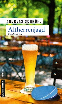 Cover Altherrenjagd