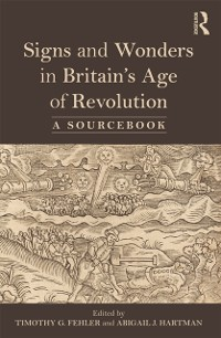 Cover Signs and Wonders in Britain's Age of Revolution
