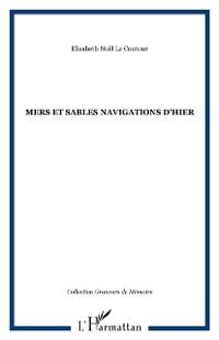 Cover MERS ET SABLES NAVIGATIONS D'HIER