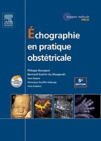 Cover Echographie en pratique obstetricale