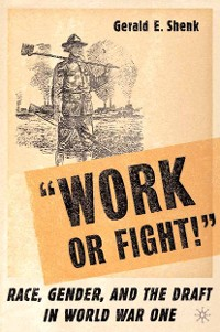 """Cover """"Work or Fight!"""""""