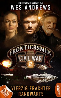 Cover Frontiersmen: Civil War 2