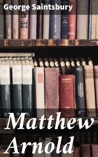 Cover Matthew Arnold