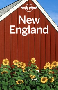Cover Lonely Planet New England