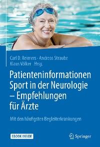 Cover Patienteninformationen Sport in der Neurologie – Empfehlungen für Ärzte