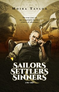Cover Sailors, Settlers & Sinners: