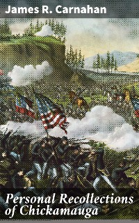 Cover Personal Recollections of Chickamauga