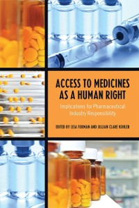 Cover Access to Medicines as a Human Right