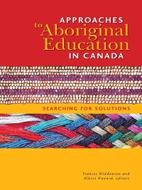Cover Approaches to Aboriginal Education in Canada