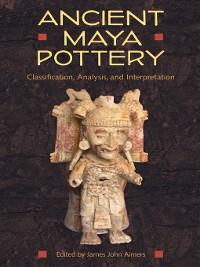 Cover Ancient Maya Pottery