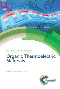 Cover Organic Thermoelectric Materials