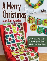 Cover A Merry Christmas with Kim Schaefer