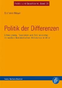 Cover Politik der Differenzen