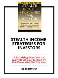 Cover Stealth Income Strategies For Investors