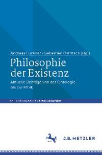 Cover Philosophie der Existenz