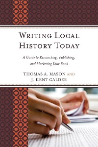 Cover Writing Local History Today