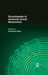 Cover Encyclopedia of American Social Movements