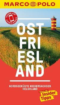 Cover MARCO POLO Reiseführer Ostfriesland, Nordseeküste, Niedersachsen, Helgoland