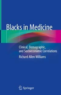 Cover Blacks in Medicine