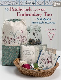 Cover Patchwork Loves Embroidery Too