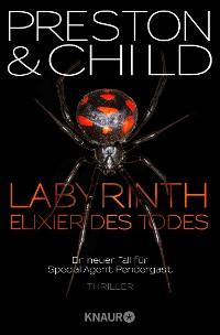 Cover Labyrinth - Elixier des Todes