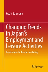 Cover Changing Trends in Japan's Employment and Leisure Activities