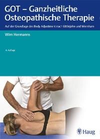 Cover GOT - Ganzheitliche Osteopathische Therapie