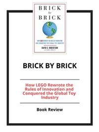Cover Brick By Brick
