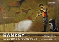 Cover Banksy Locations and Tours Volume 2