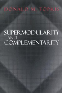 Cover Supermodularity and Complementarity