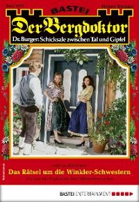 Cover Der Bergdoktor 1970 - Heimatroman