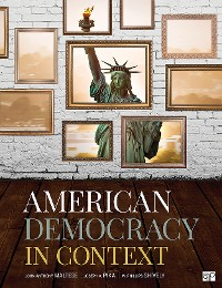 Cover American Democracy in Context