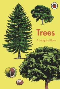 Cover Ladybird Book: Trees