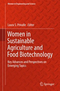 Cover Women in Sustainable Agriculture and Food Biotechnology